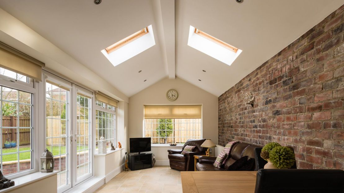 velux windows that have been installed by our team